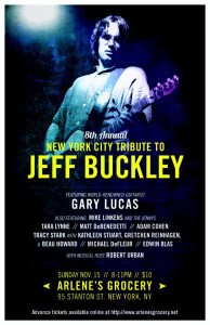 Jeff Buckley poster 2015